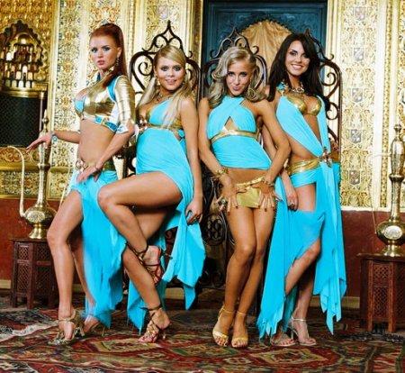 Группа голые фото